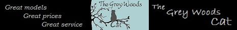 The Grey Woods Cat - eBay Store
