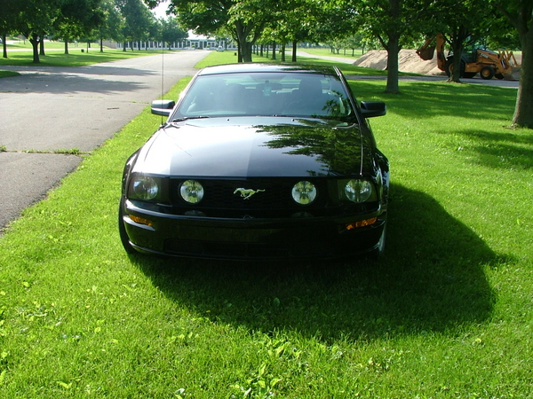 My 2005 Ford Mustang GT  - way too much fun!