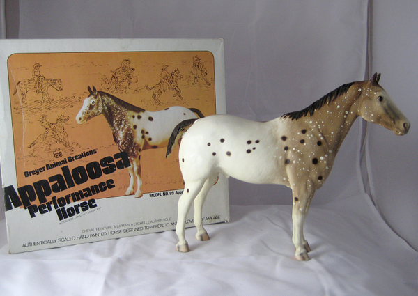 Appaloosa Performance Horse