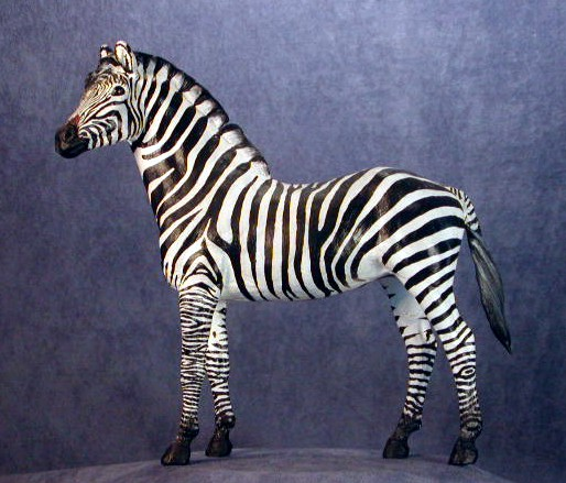 Plains Zebra Mare