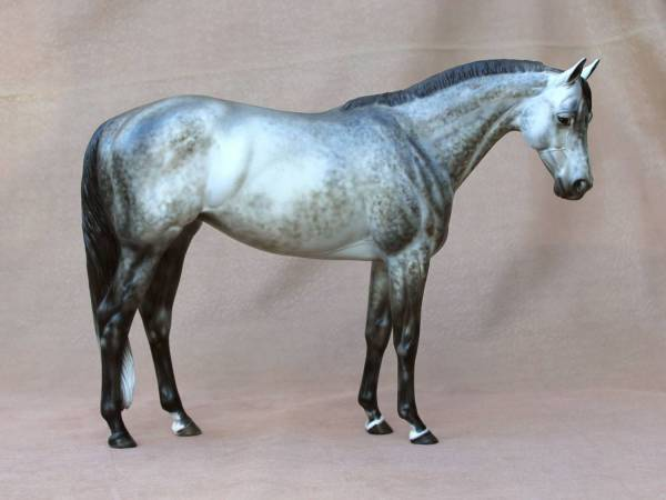 Thoroughbred Mare (sport type)