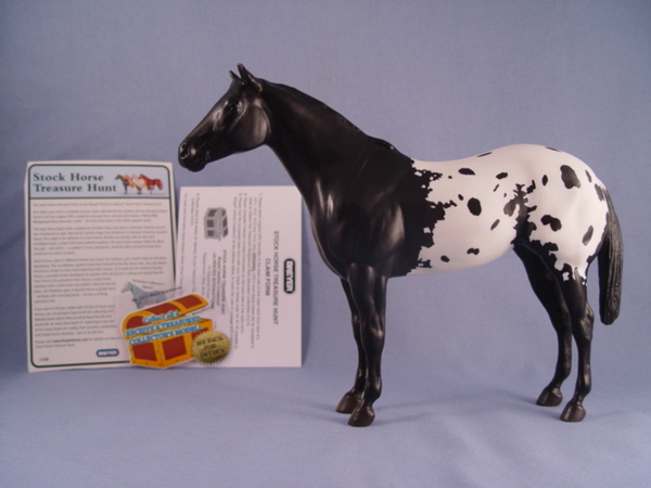 Treasure Hunt Mare, 2006
