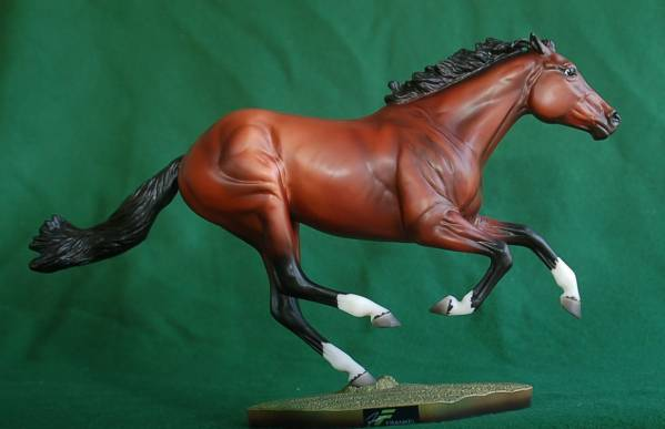 Champion: Orome -- QH stallion - Race type