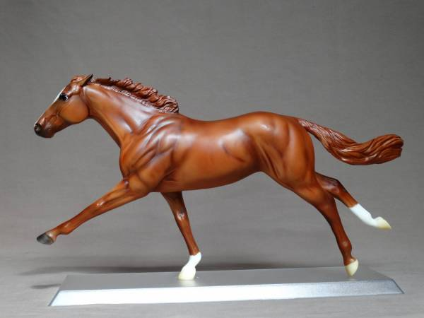 Thoroughbred Mare - Chestnut