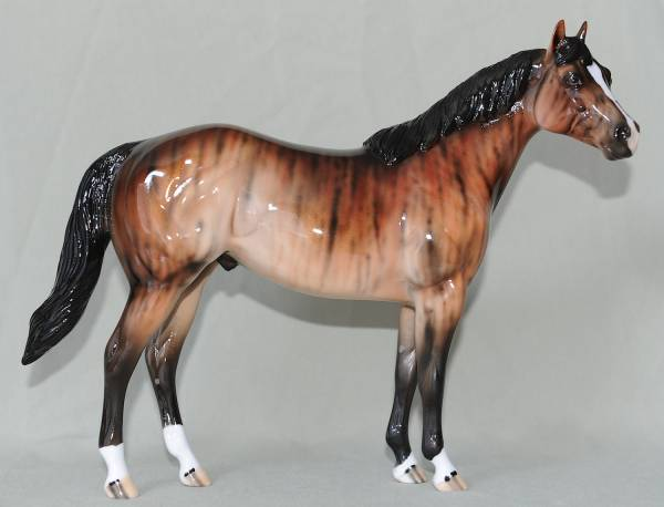 Quarter Horse Stallion - FT Oh My Gravy