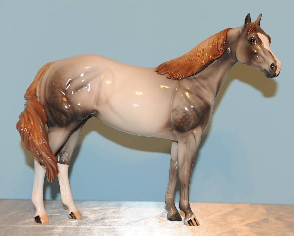Quarter Horse Mare - FT Serengeti